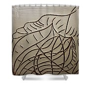 Earth Dreams  - Tile Shower Curtain