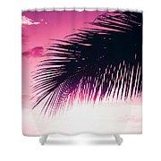 Earth Heart Kahakai Shower Curtain