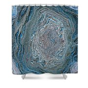Earth Journey Shower Curtain