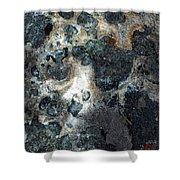 Earth Memories - Stone # 8 Shower Curtain