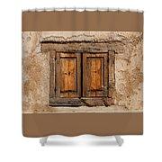 Earthen Shower Curtain