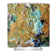 Earth's Embrace Shower Curtain