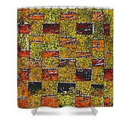 Earths Tapestry Shower Curtain
