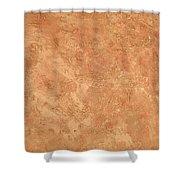 Earthtone Shower Curtain