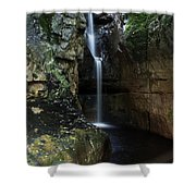 Ease Gill Kirk Shower Curtain