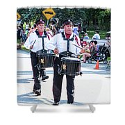 East Durham Volunteer Fire Company Inc 5 Shower Curtain