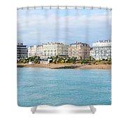 Eastbourne 1 Shower Curtain