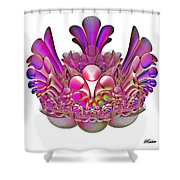 Easter Celebration Shower Curtain