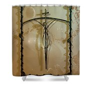 Easter Remembrance II Shower Curtain