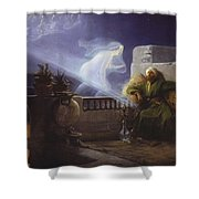 Eastern Dream Shower Curtain