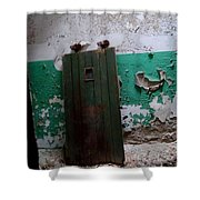 Eastern State Penitentiary 16 Shower Curtain
