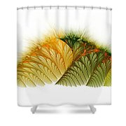 Eastern Watchtower Shower Curtain