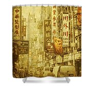 Eastern West Shower Curtain