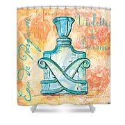 Eau De Parfum Shower Curtain