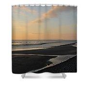 Echo Shower Curtain