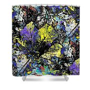 Echoes Of Autumn Shower Curtain