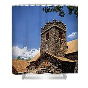 Eckert Colorado Presbyterian Church Shower Curtain