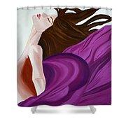 Ecstasy Shower Curtain