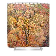 Eden  Shower Curtain