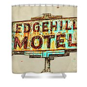 Edgehill Sketched Shower Curtain