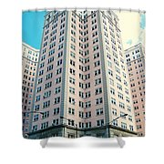 Edgewater Beach Hotel Shower Curtain