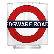 Edgware Road Shower Curtain
