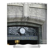 Edifice Aldred 2 Shower Curtain