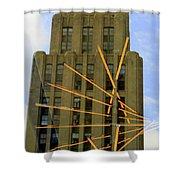 Edifice Aldred Shower Curtain