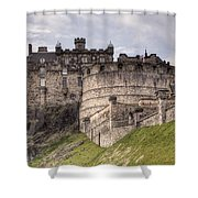 Edinburgh Castle Shower Curtain
