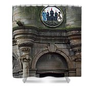 Edinburgh Church Shower Curtain