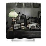 Edison's Summer Home 0434 Shower Curtain
