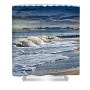 Edisto Island Beach Shower Curtain