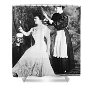 Edith M. Kingdon (1864-1921) Shower Curtain