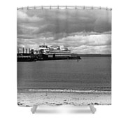 Edmonds Ferry Shower Curtain