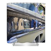 Edsel On Parade Shower Curtain