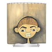 Educated Shower Curtain