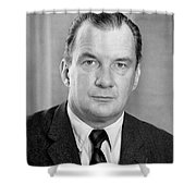 Edward Bennett Williams Shower Curtain