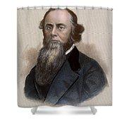 Edwin M. Stanton Shower Curtain