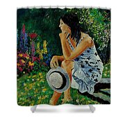 Eglantine 679001 Shower Curtain