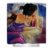 Eglantine Shower Curtain