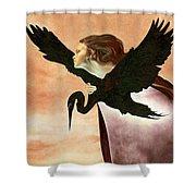 Egress Shower Curtain