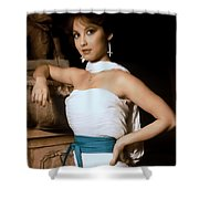 Egyptian Goddess Shower Curtain