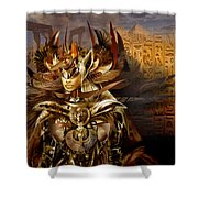 Egyptian Goddess Shower Curtain