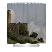 Ehrenfels Castle 03 Shower Curtain