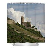 Ehrenfels Castle 04 Shower Curtain