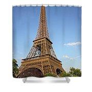 Eiffel Shower Curtain