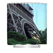 Eiffel Tower 8 Shower Curtain