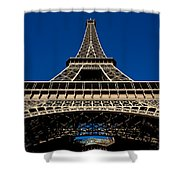 Eiffel Tower I Shower Curtain