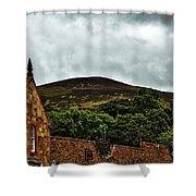 Eildon Hill Shower Curtain