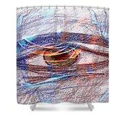 Ein Augenblick 17042 Shower Curtain